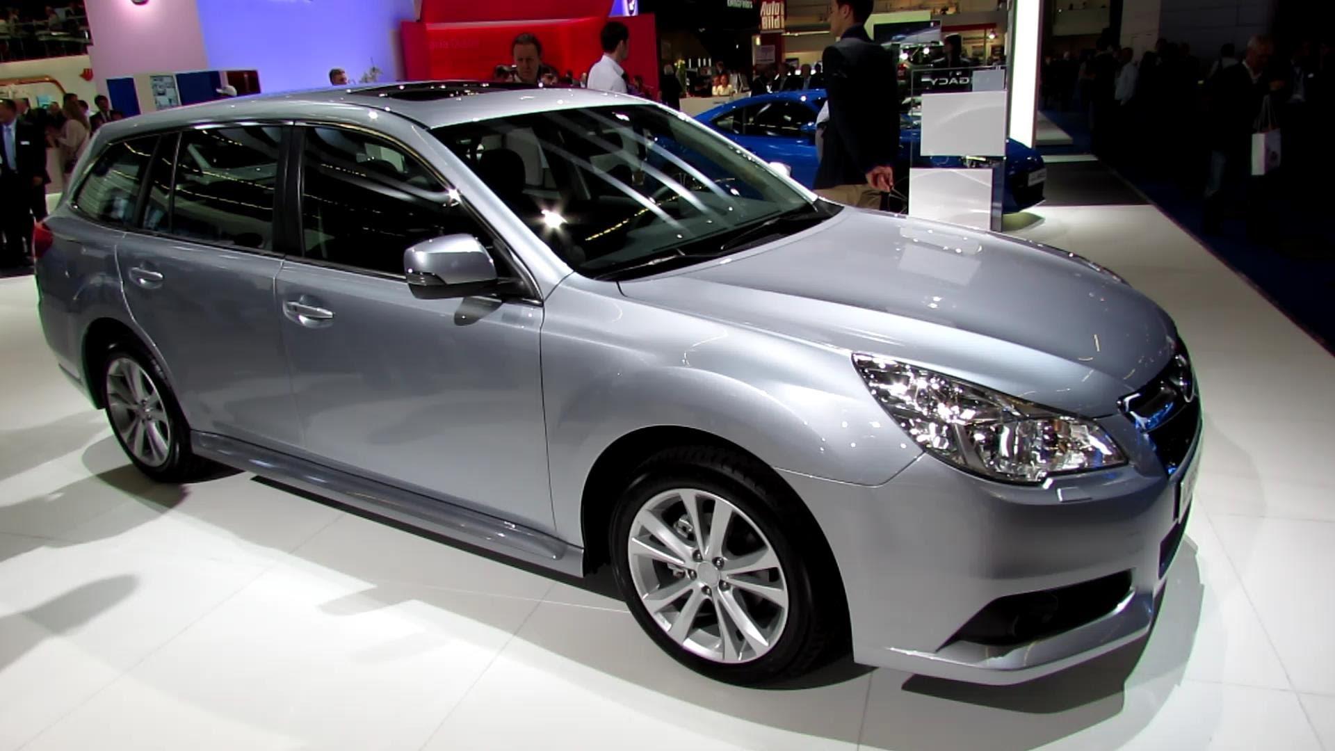 Subaru Legacy VI 2014 - now Sedan #2