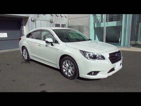 Subaru Legacy VI 2014 - now Sedan #6