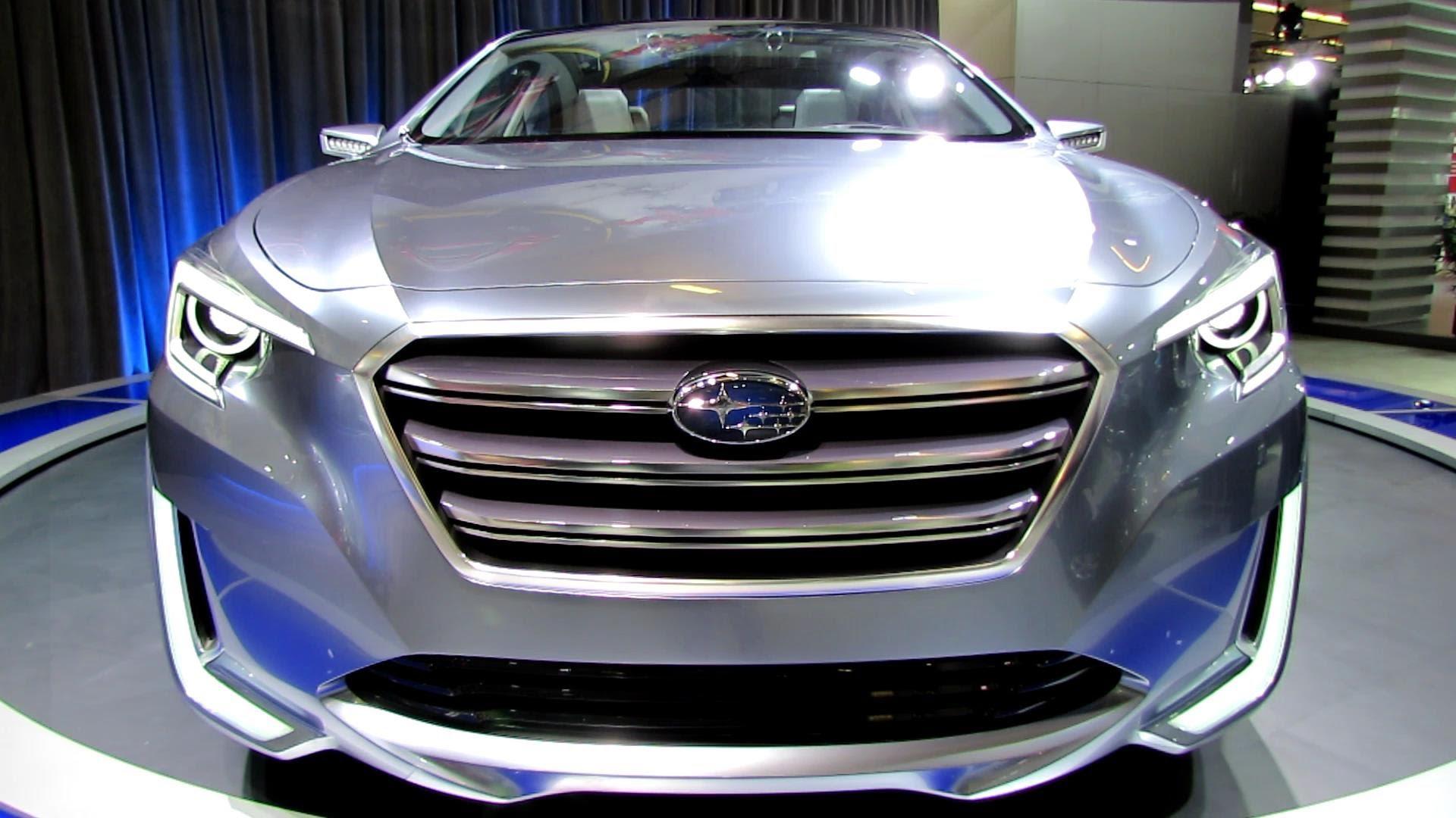 Subaru Legacy VI 2014 - now Sedan #1