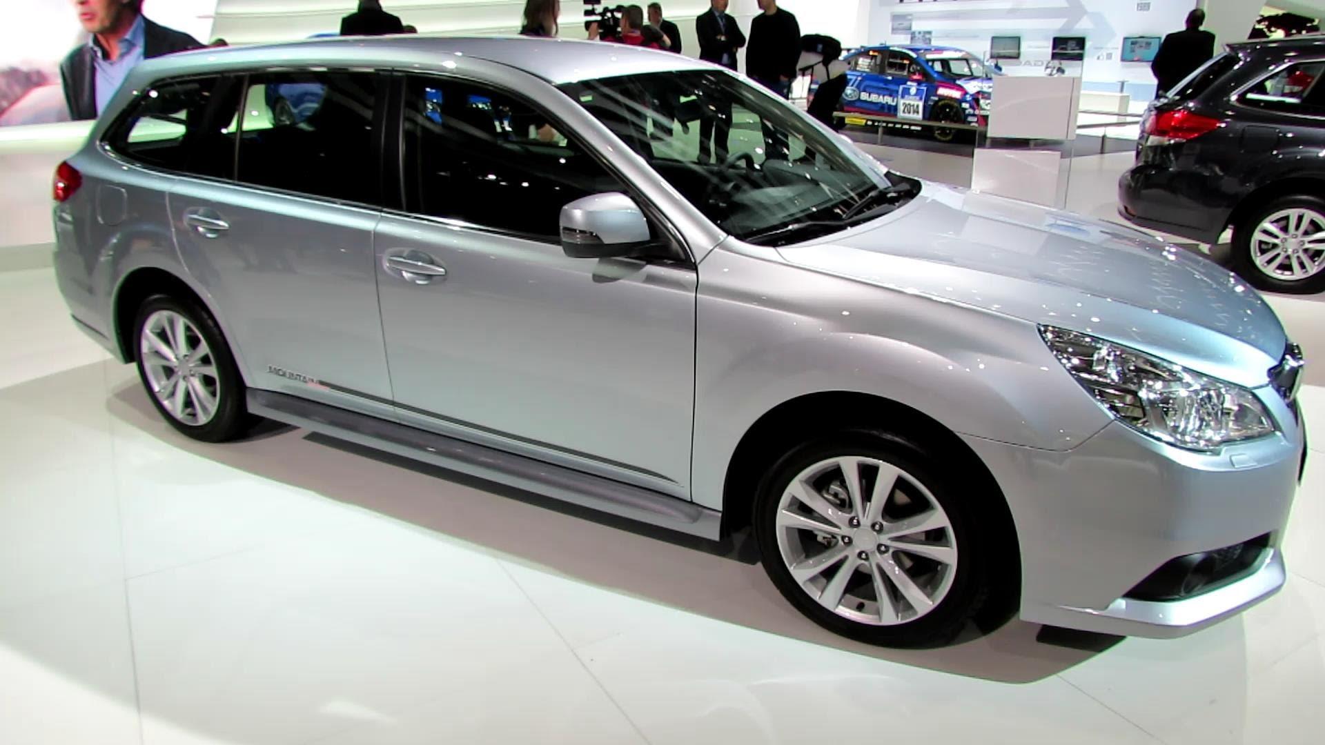 Subaru Legacy VI 2014 - now Sedan #7