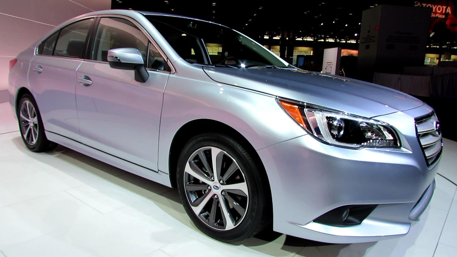 Subaru Legacy VI 2014 - now Sedan #5