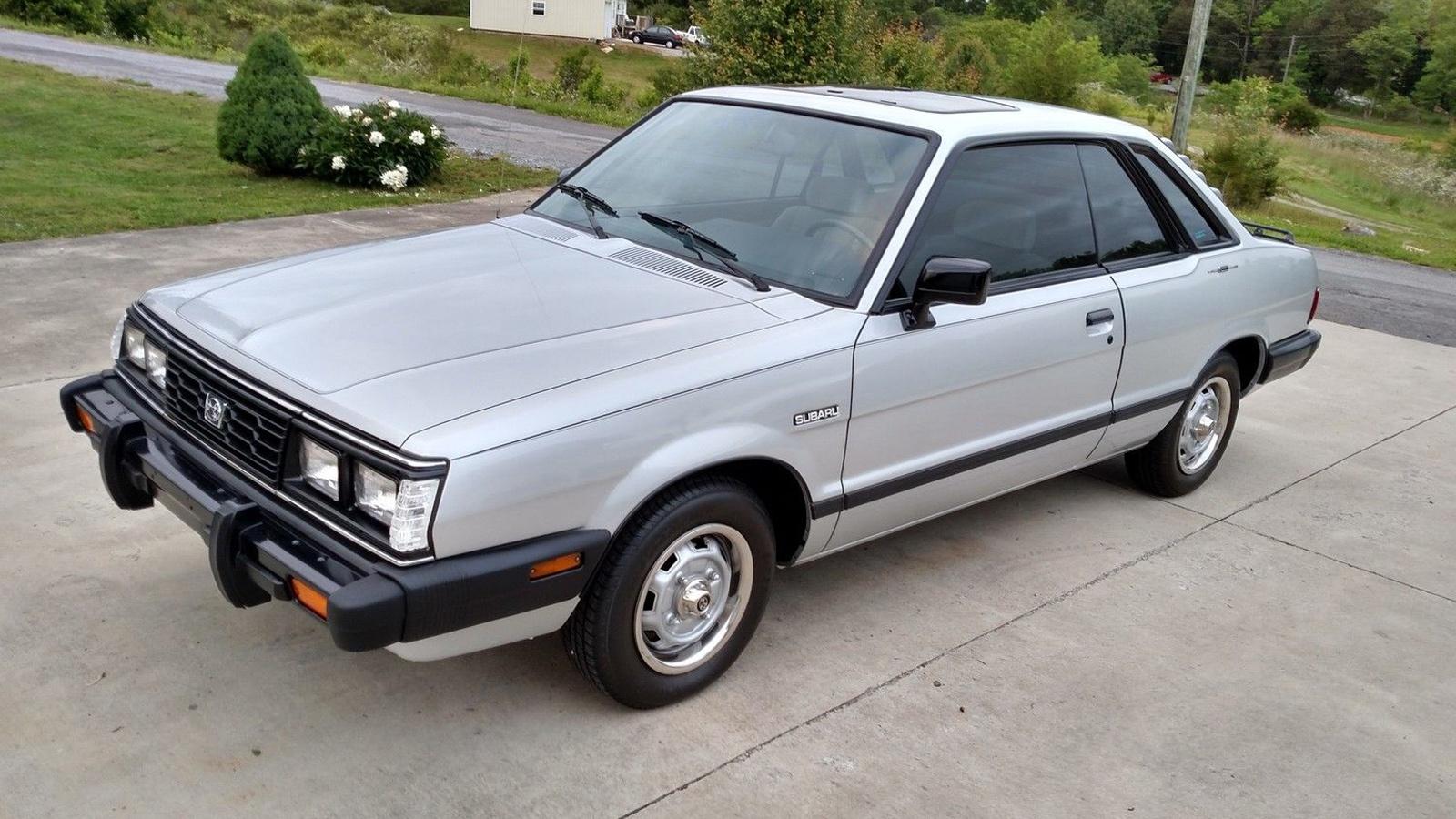 Subaru Leone II 1979 - 1984 Coupe #3