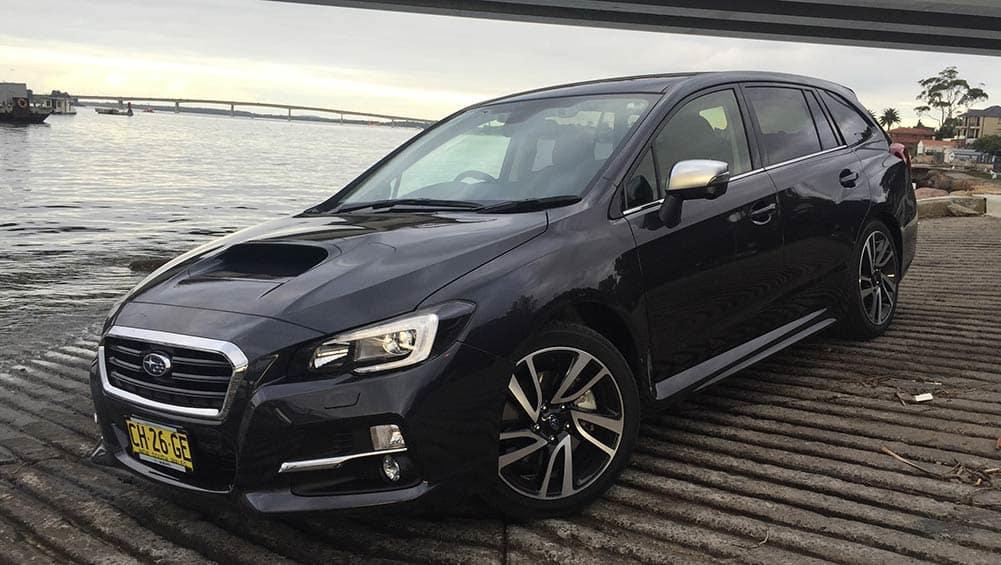 Subaru Levorg 2014 - now Station wagon 5 door #8