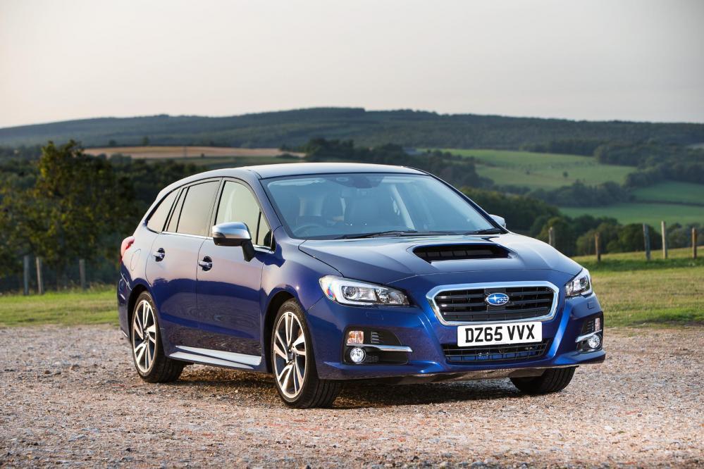 Subaru Levorg 2014 - now Station wagon 5 door #4