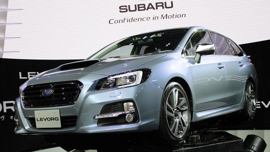 Subaru Levorg 2014 - now Station wagon 5 door #7