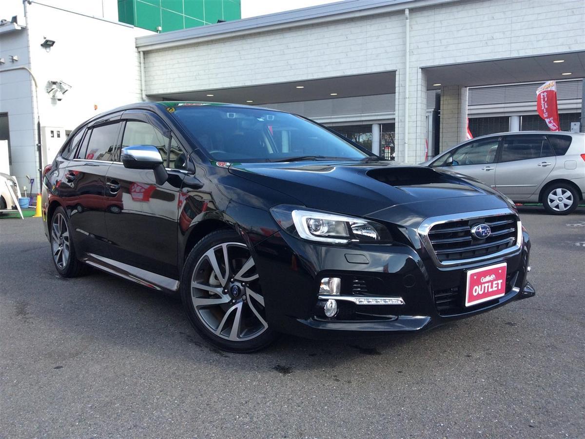Subaru Levorg 2014 - now Station wagon 5 door #6