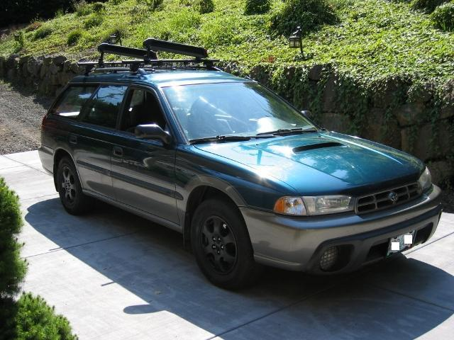 Subaru Outback I 1994 - 1999 Sedan #2