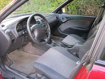 Subaru Outback I 1994 - 1999 Sedan #7