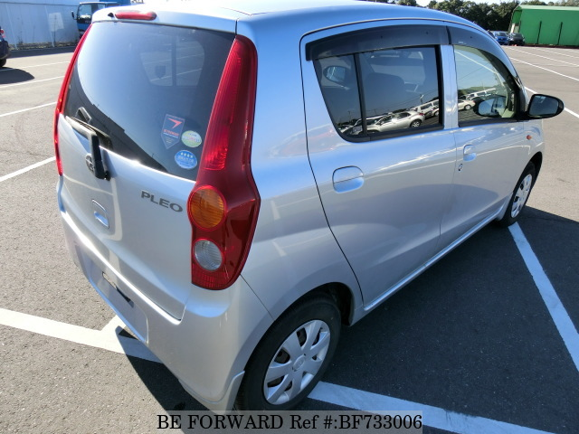 Subaru Pleo II 2010 - now Hatchback 5 door #4