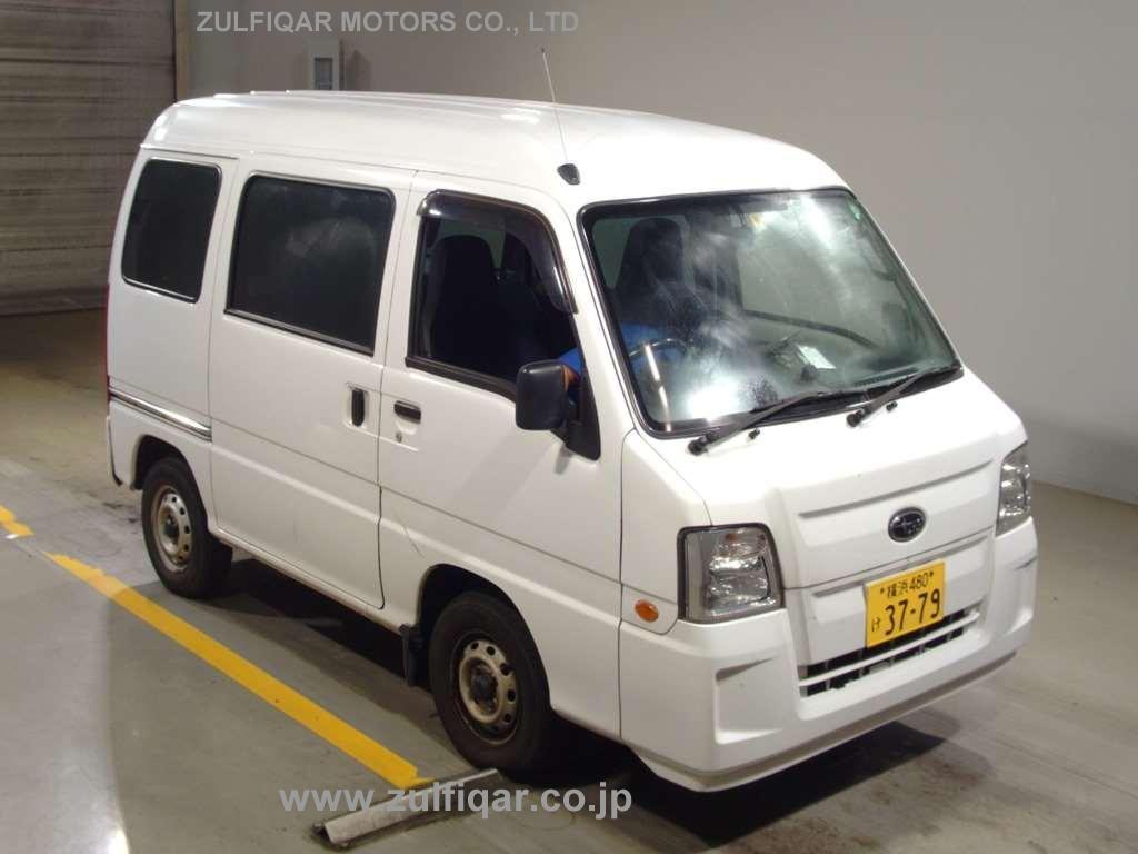 Subaru Sambar 2009 - 2012 Microvan #1
