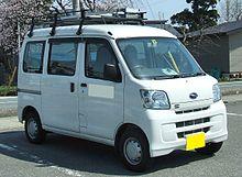 Subaru Sambar 2009 - 2012 Microvan #7