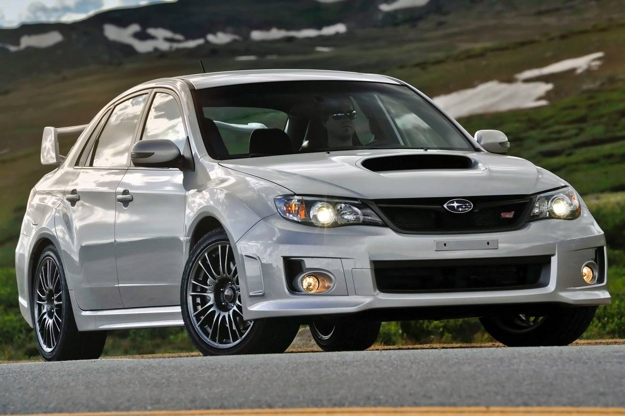 Subaru WRX STi 2014 - now Sedan #4