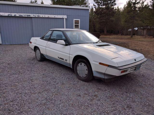 Subaru XT 1987 - 1992 Coupe #4