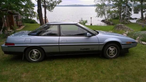 Subaru XT 1987 - 1992 Coupe #5