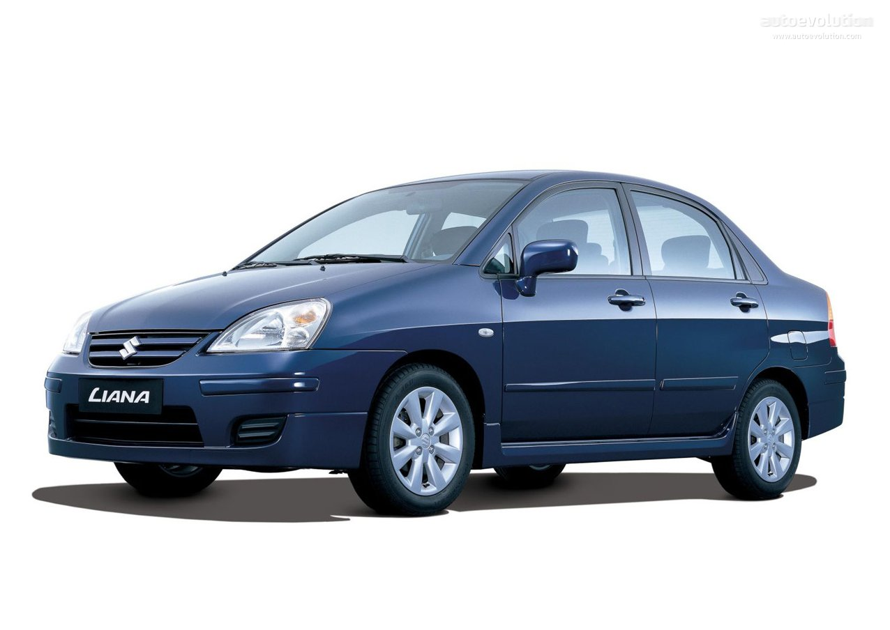 Suzuki Aerio 2001 - 2007 Sedan #3