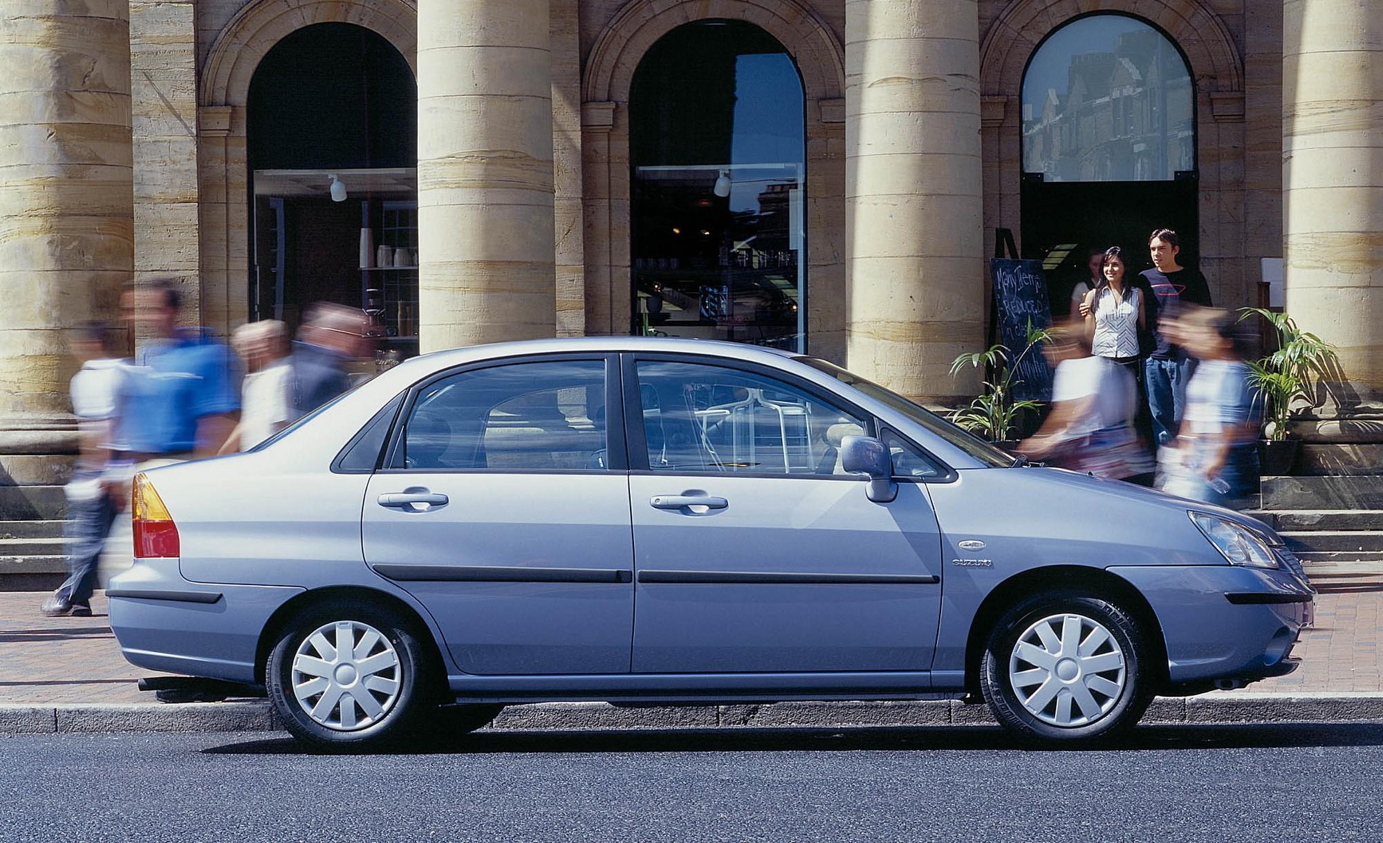 Suzuki Aerio 2001 - 2007 Sedan #1