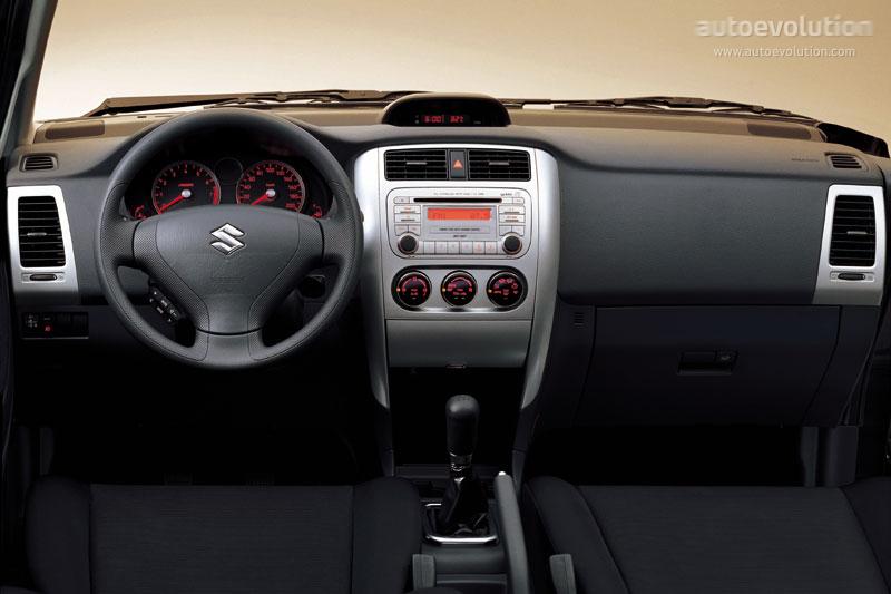 Suzuki Aerio 2001 - 2007 Sedan #5
