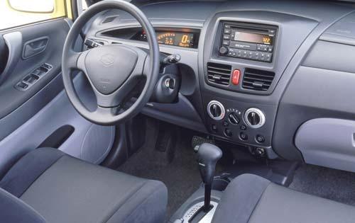 Suzuki Aerio 2001 - 2007 Sedan #7