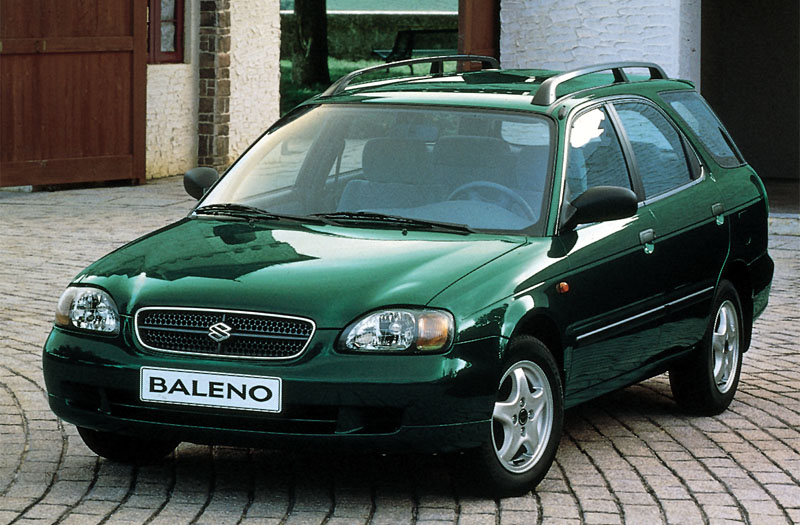 Suzuki Baleno I 1995 - 2002 Station wagon 5 door #1