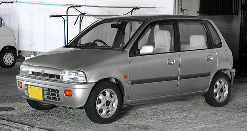 Suzuki Cervo IV Restyling 2 1997 - 1998 Hatchback 3 door #6