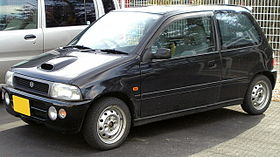 Suzuki Cervo IV Restyling 2 1997 - 1998 Hatchback 3 door #7