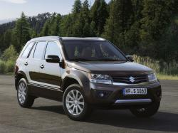 Suzuki Grand Vitara III Restyling 2 2012 - now SUV 3 door #4