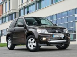 Suzuki Grand Vitara III Restyling 2 2012 - now SUV 3 door #5