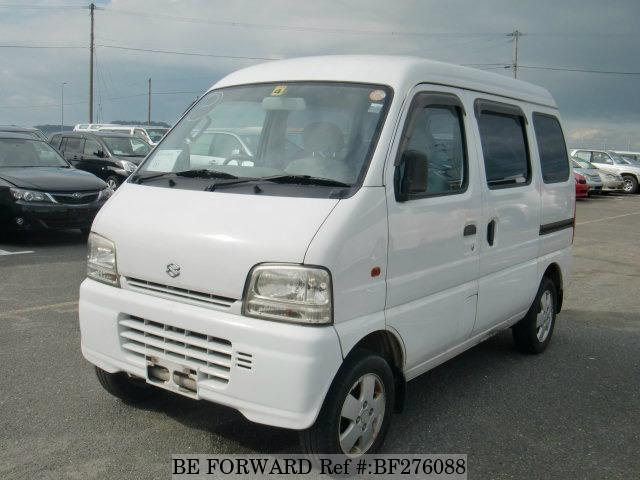 Suzuki Every 1999 - now Microvan #6