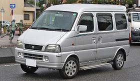 Suzuki Every 1999 - now Microvan #8