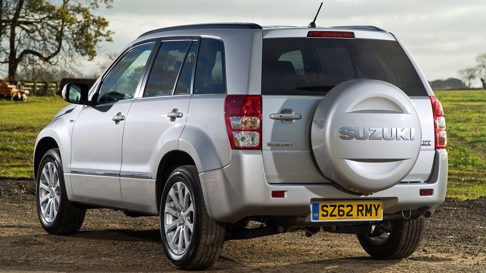 Suzuki Grand Vitara III Restyling 2 2012 - now SUV 5 door #6