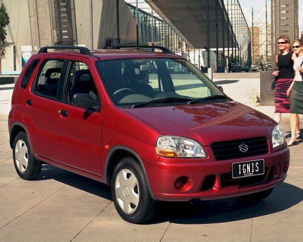 Suzuki Ignis I (HT) 2000 - 2006 Hatchback 3 door #7