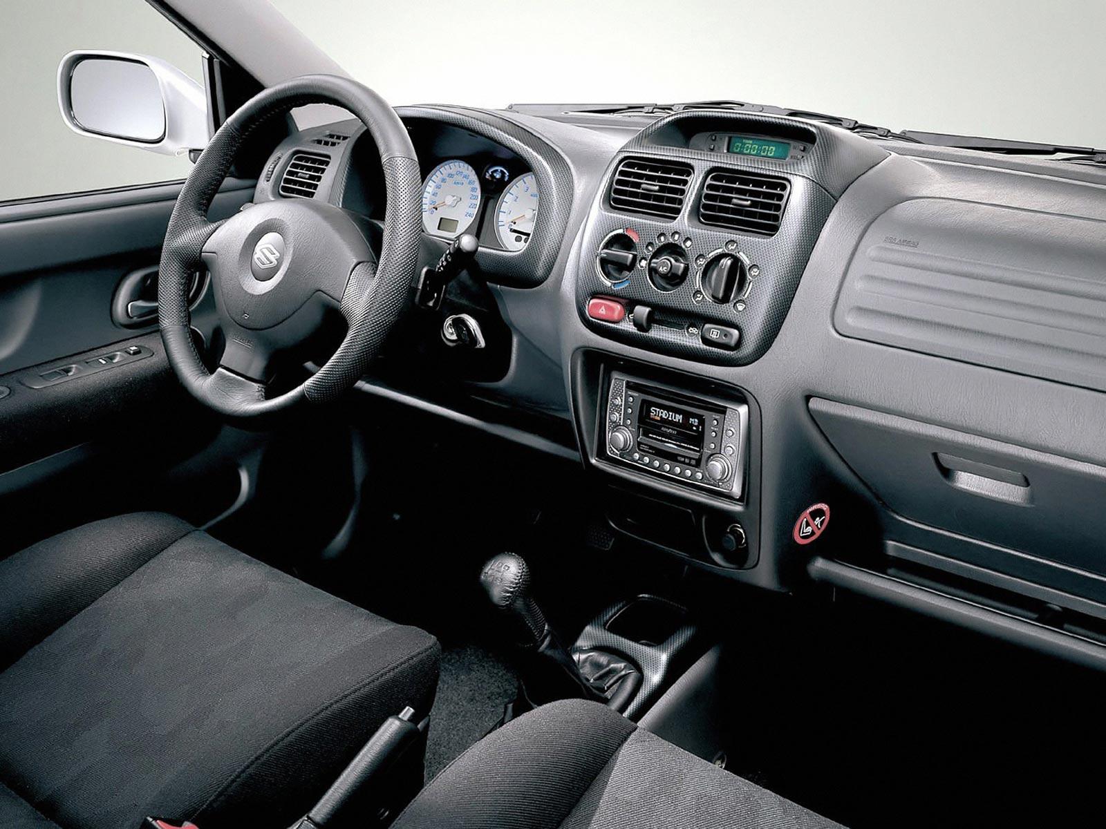 Suzuki Ignis I (HT) 2000 - 2006 Hatchback 5 door #2