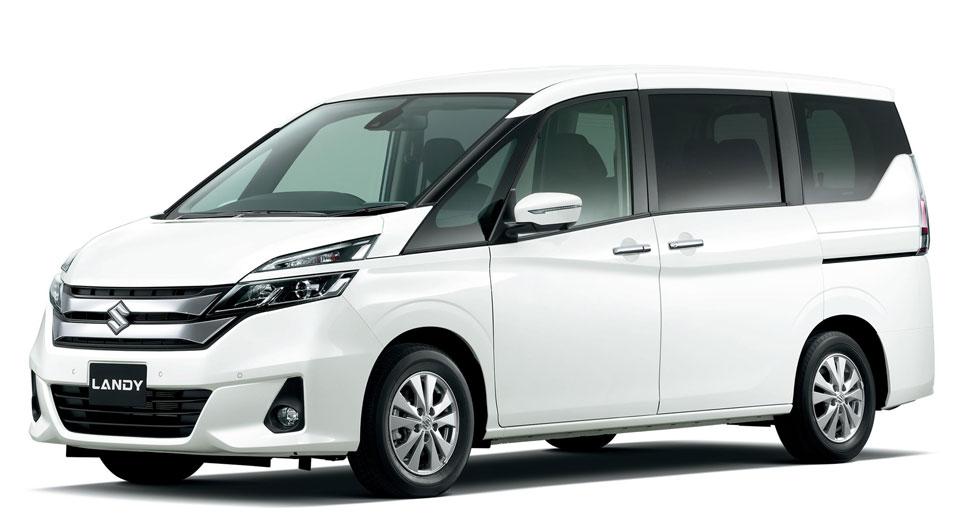 Suzuki Landy III 2016 - now Minivan #6