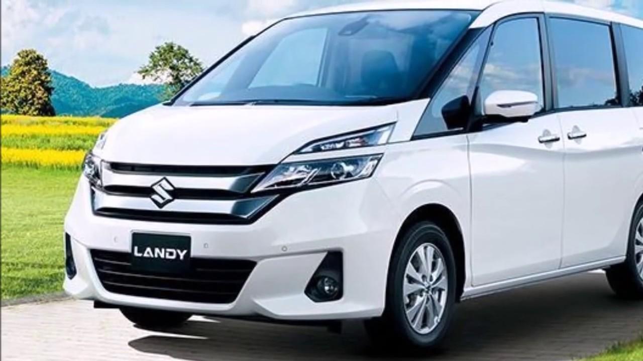 Suzuki Landy III 2016 - now Minivan #8