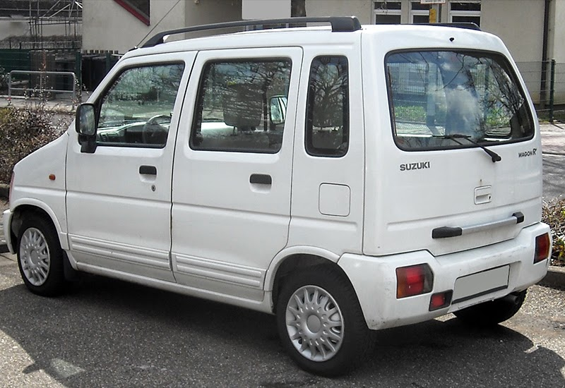 Suzuki Wagon R I 1993 - 1998 Hatchback 5 door #8