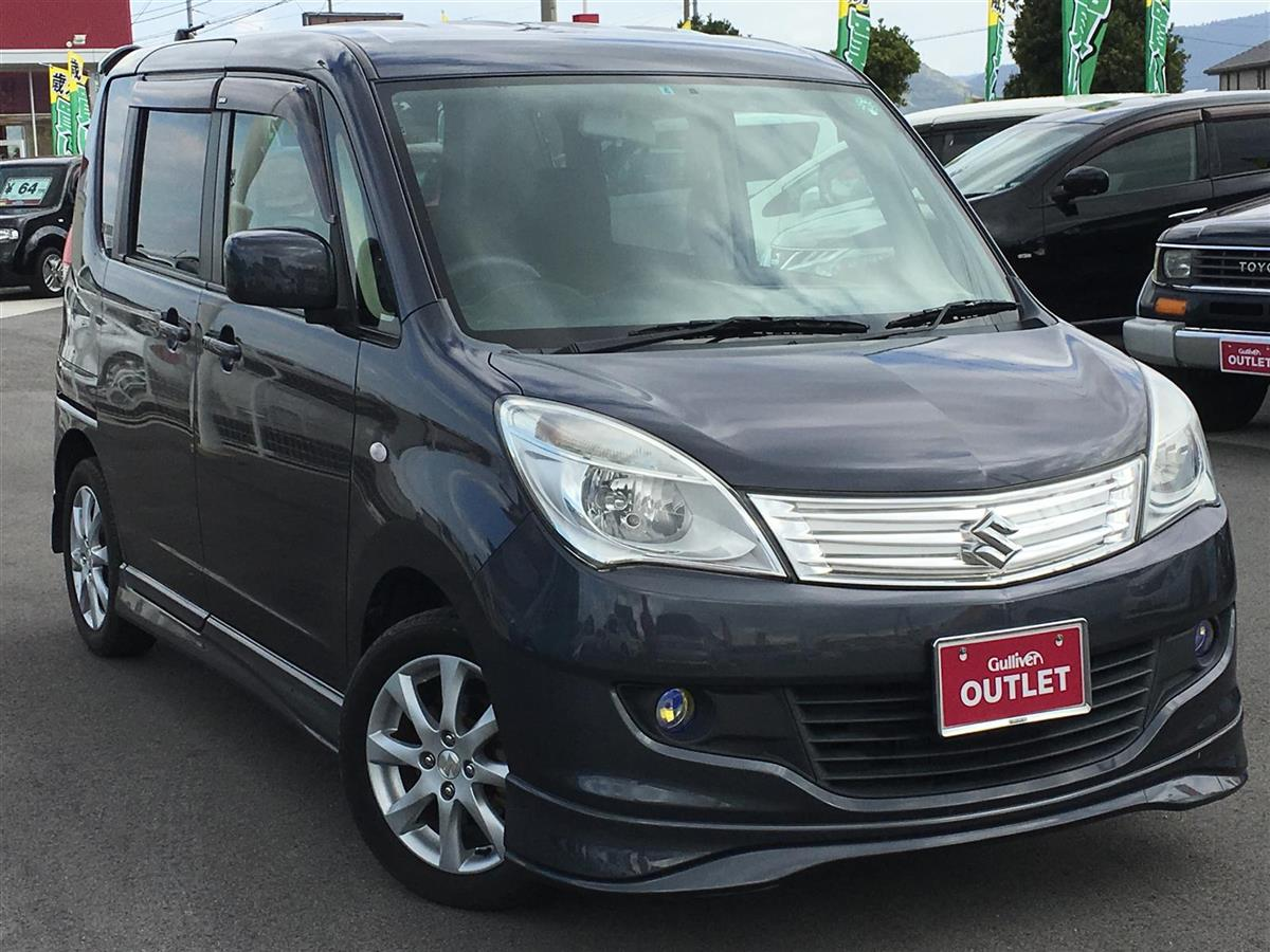 Suzuki Solio II 2011 - 2013 Microvan #3
