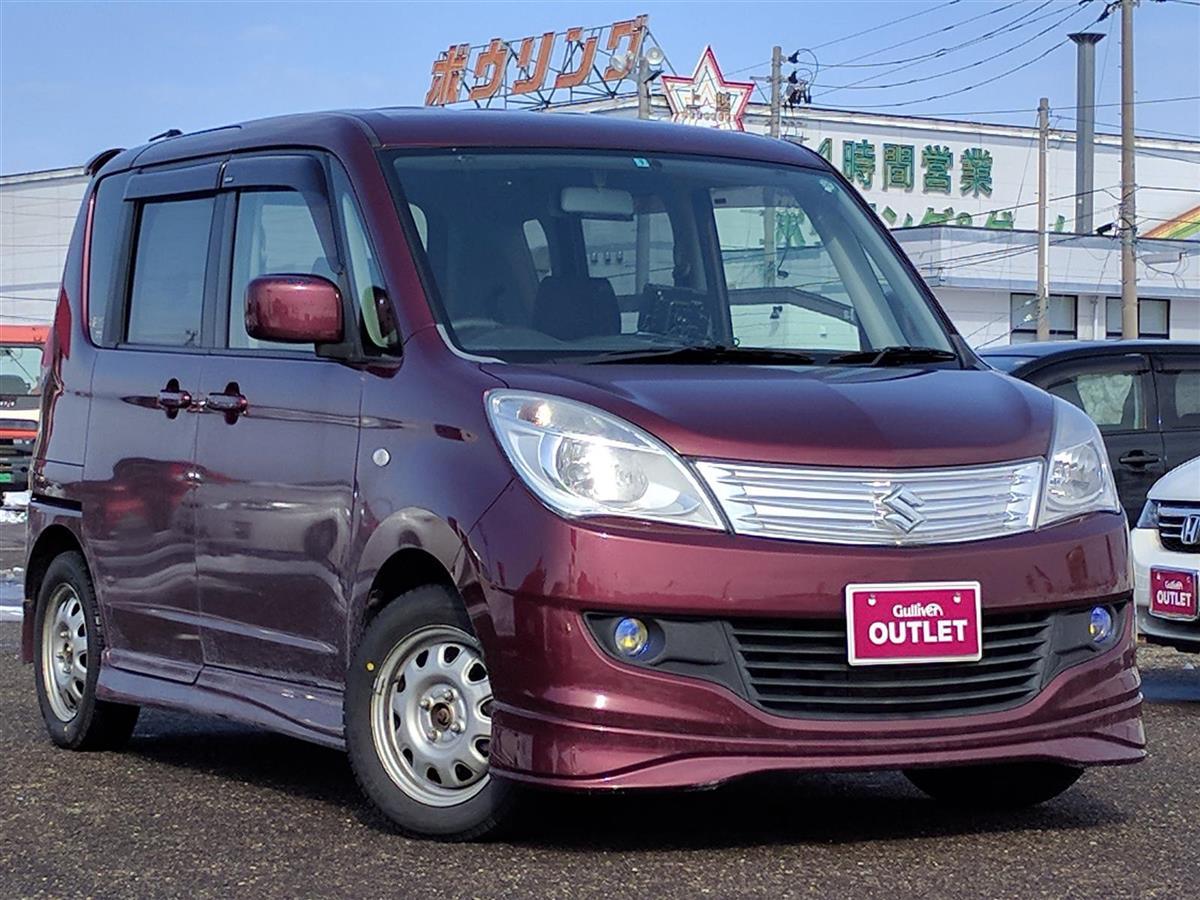 Suzuki Solio II 2011 - 2013 Microvan #2