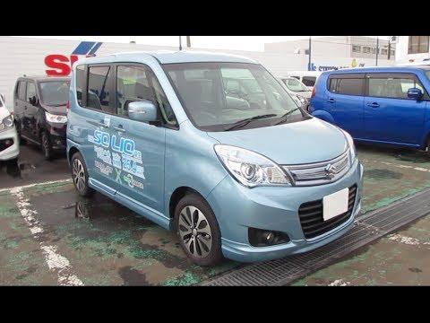 Suzuki Solio II Restyling 2013 - 2015 Microvan #4
