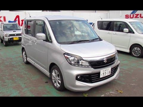 Suzuki Solio II Restyling 2013 - 2015 Microvan #2