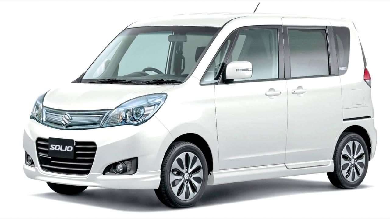 Suzuki Solio II Restyling 2013 - 2015 Microvan #7