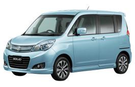 Suzuki Solio II Restyling 2013 - 2015 Microvan #6