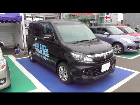 Suzuki Solio II Restyling 2013 - 2015 Microvan #3