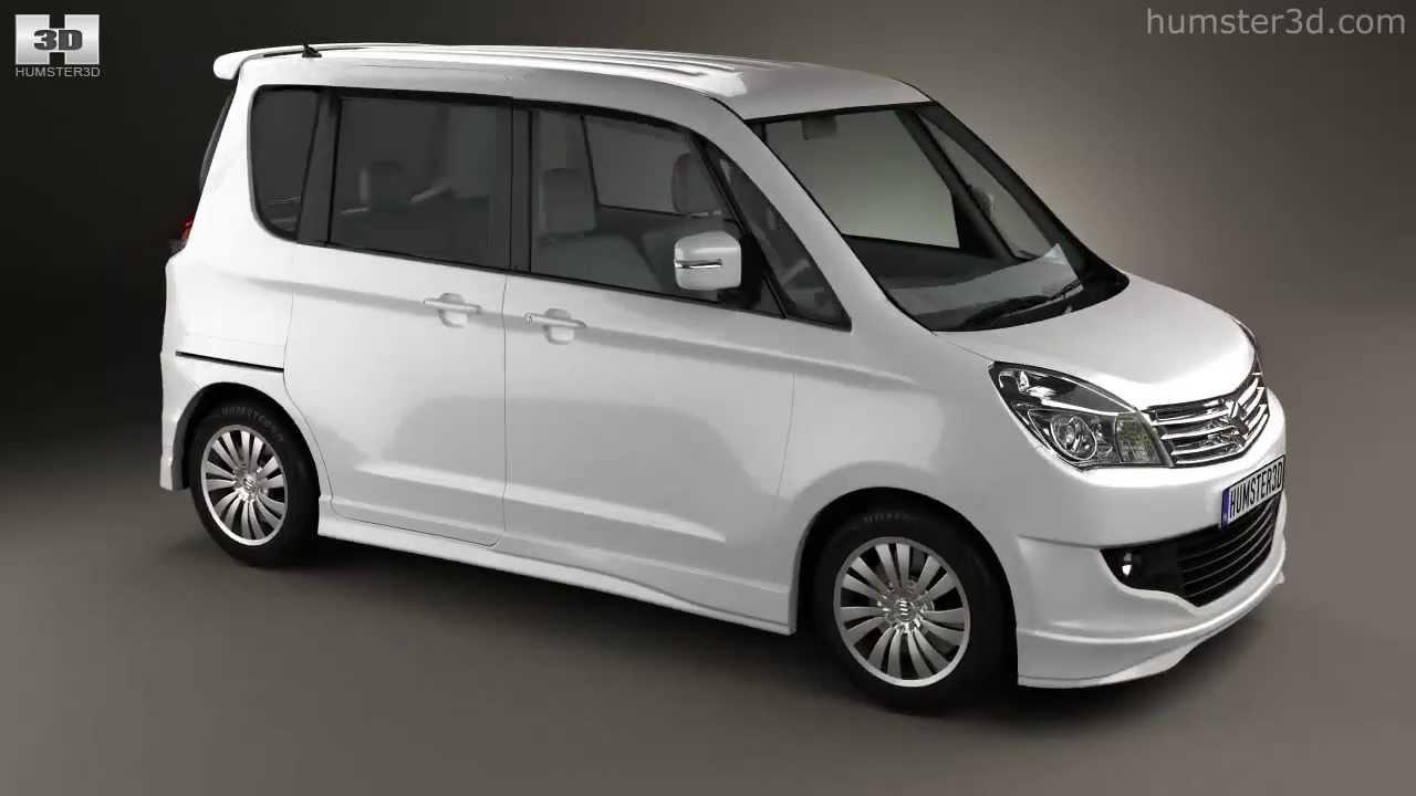Suzuki Solio III 2015 - now Microvan #1