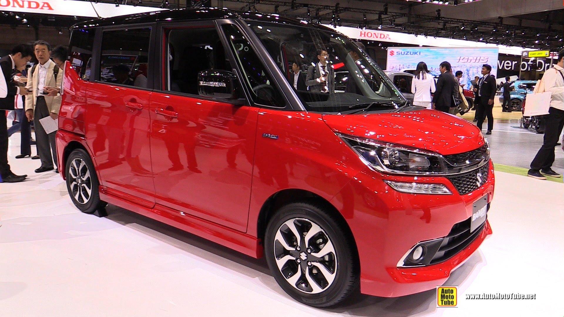 Suzuki Solio III 2015 - now Microvan #5