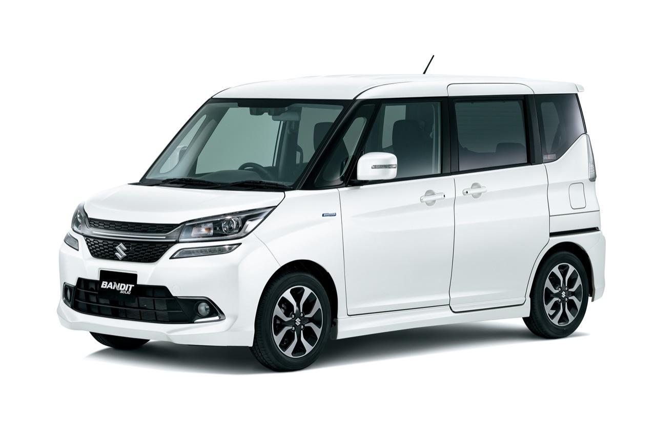Suzuki Solio III 2015 - now Microvan #3