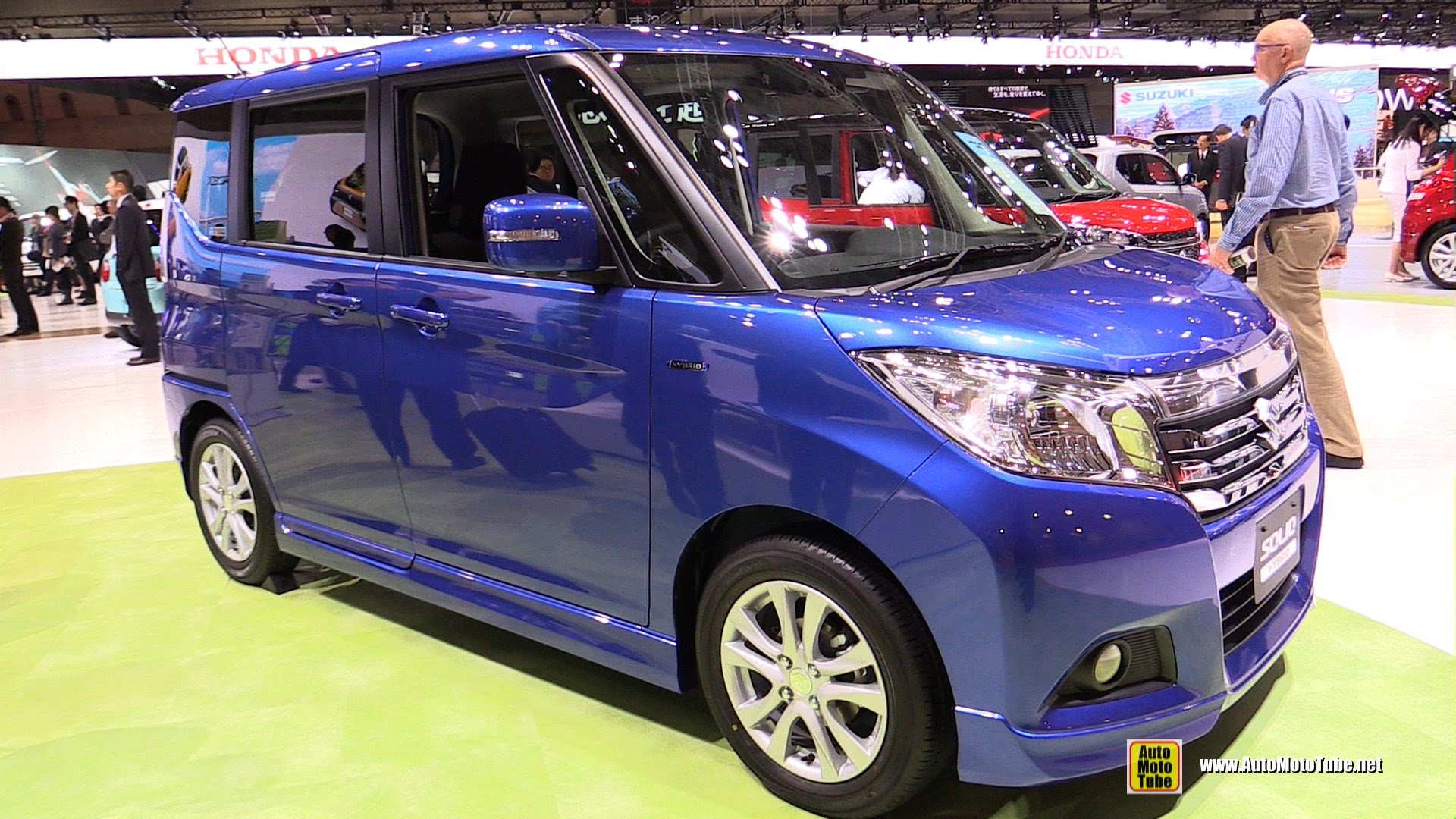 Suzuki Solio III 2015 - now Microvan #6