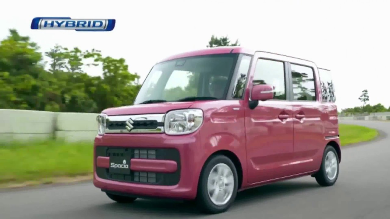 Suzuki Spacia 2013 - now Microvan #4