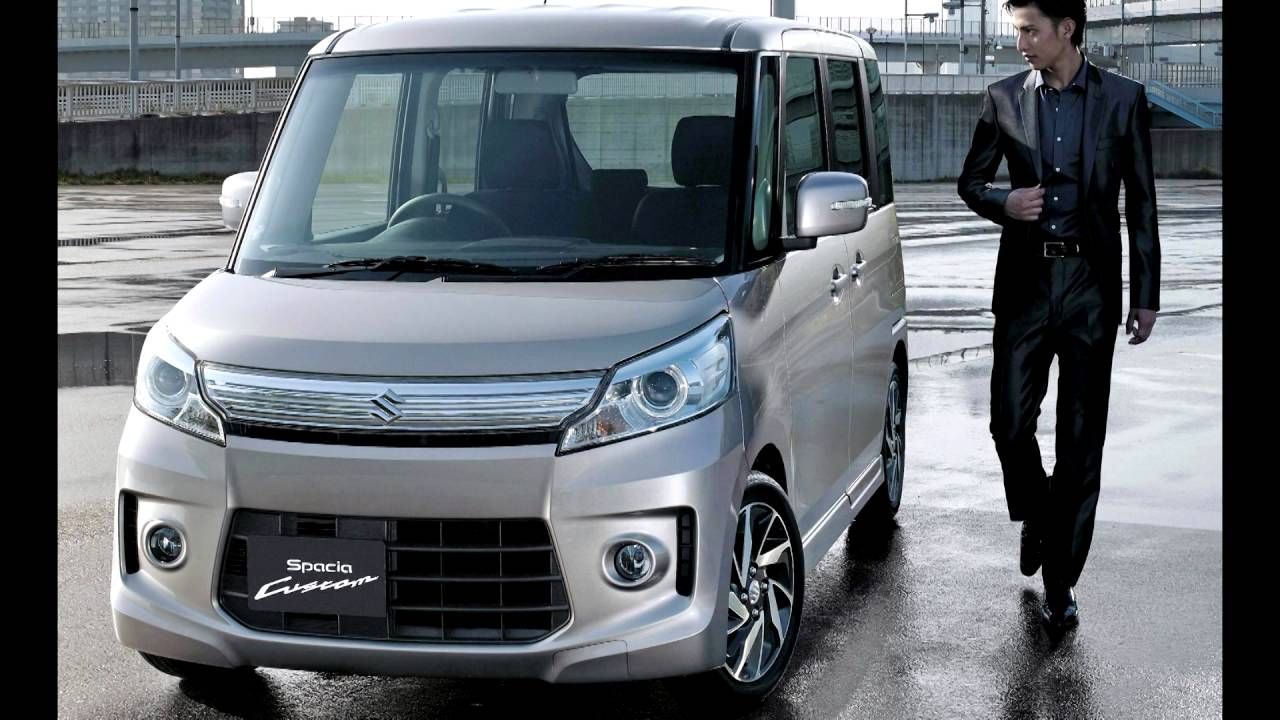 Suzuki Spacia 2013 - now Microvan #3