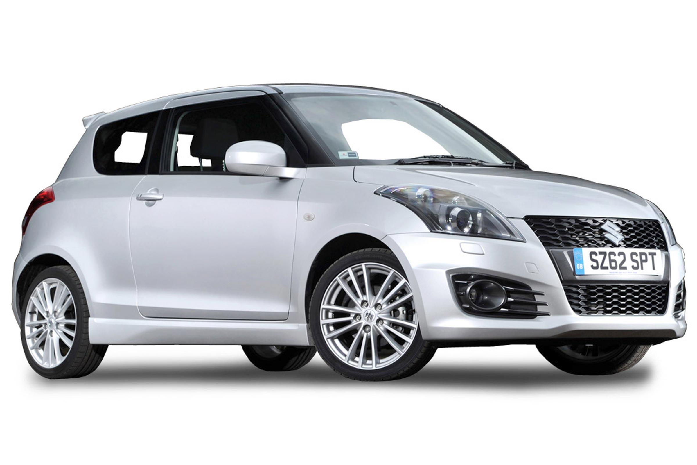 Suzuki Swift IV Restyling 2013 - now Hatchback 3 door #8