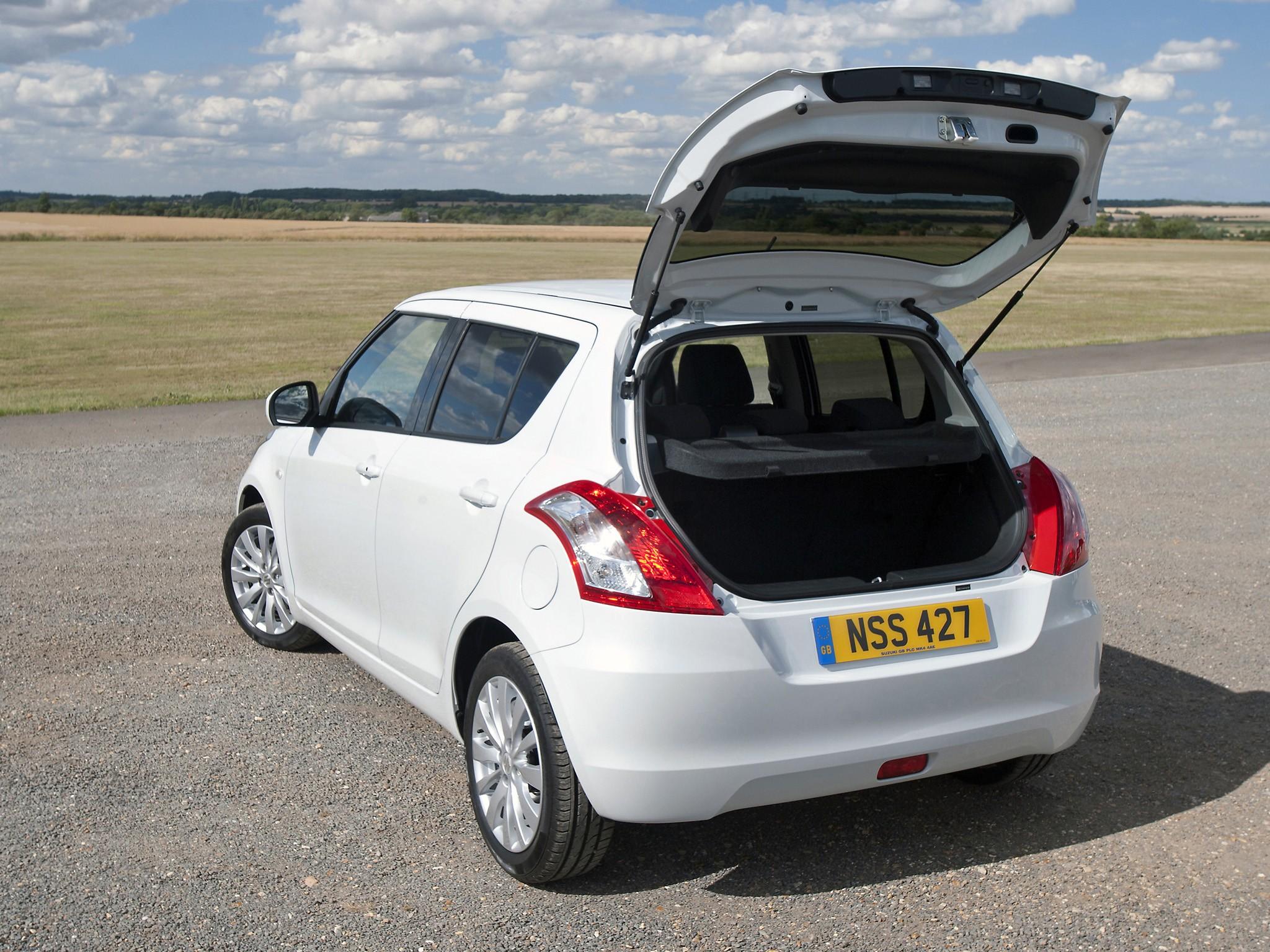 Suzuki Swift IV 2010 - 2013 Hatchback 3 door #4